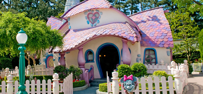 image of Minnie's House3