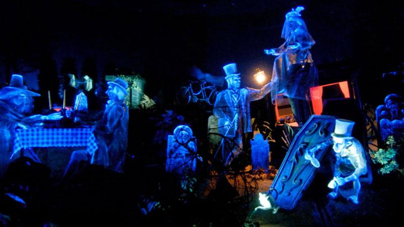 gambar Haunted Mansion