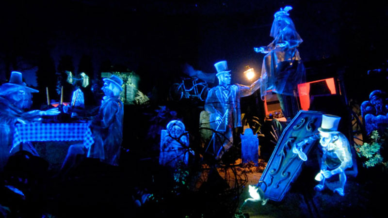gambar Haunted Mansion