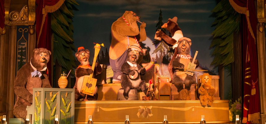 image of Country Bear Theater1