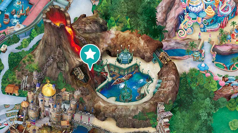 Official]Journey to the Center of the Earth|Tokyo DisneySea