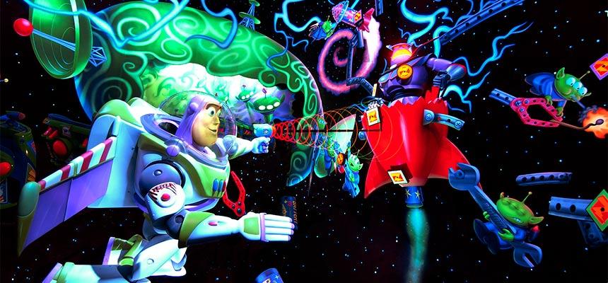 image of Buzz Lightyear's Astro Blasters1