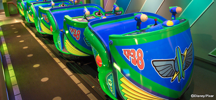 image of Buzz Lightyear's Astro Blasters3