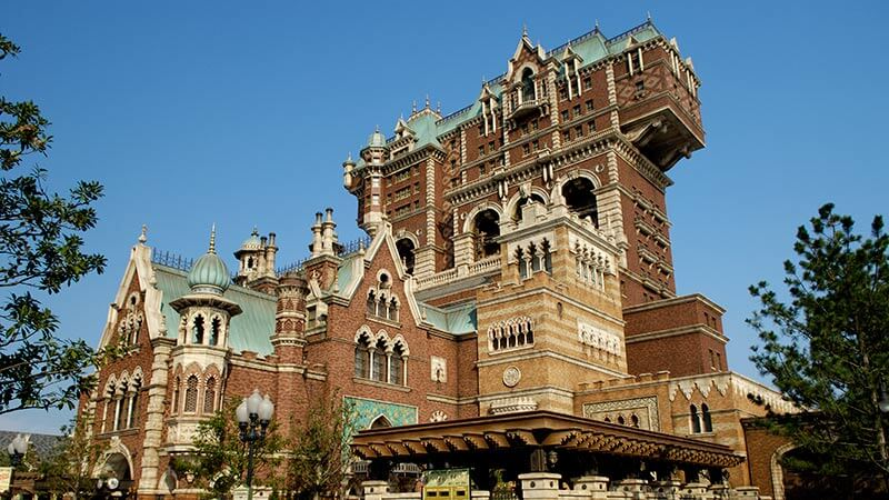 gambar Tower of Terror
