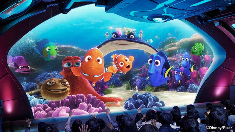 gambar Nemo & Friends SeaRider
