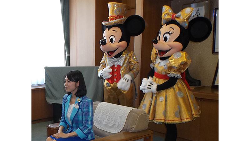 東京ディズニーリゾート・アンバサダー活動報告(5月)のイメージ