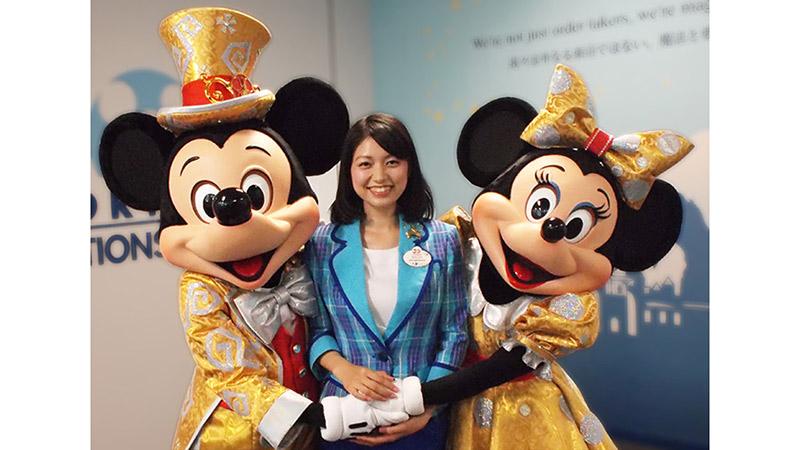 東京ディズニーリゾート・アンバサダー活動報告(6月)のイメージ
