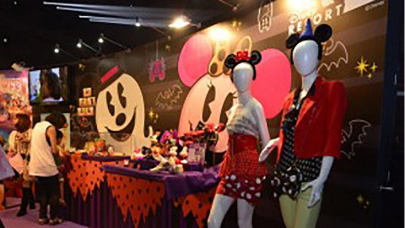 東京ガールズコレクションで「ディズニー・ハロウィーン」コラボステージを展開しました!のイメージ