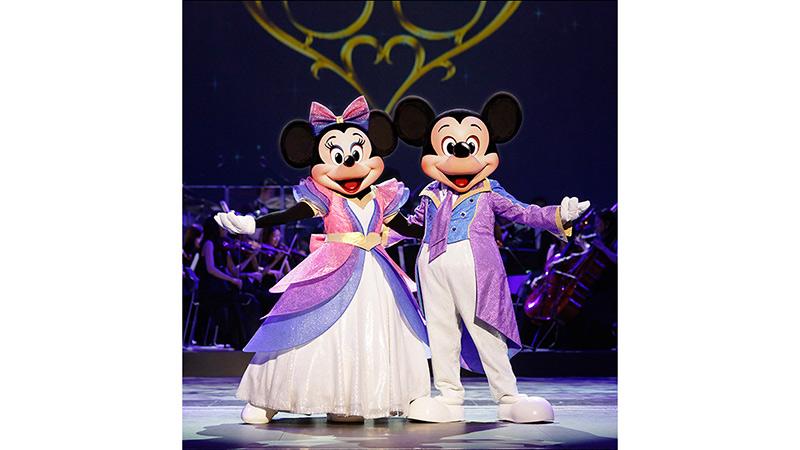 東京ディズニーシー特別プログラム「バレンタイン・ナイト2014」開催のお知らせのイメージ