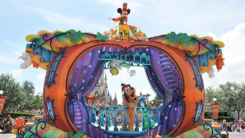 「ディズニー・ハロウィーン」がスタートしました!!!のイメージ