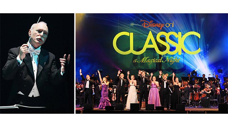 「ディズニー・オン・クラシック」初のランチショー&ディナーショー開催!のイメージ