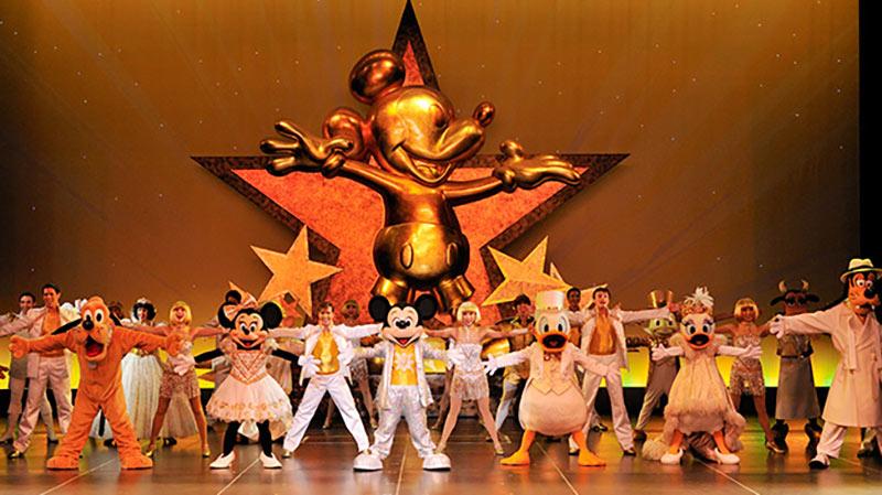 ステージショー「ワンマンズ・ドリームⅡ-ザ・マジック・リブズ・オン」の魅力溢れるヴィランズたちのイメージ