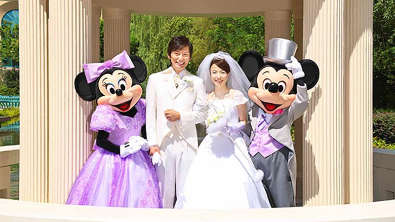 あなたの理想の結婚式は?ディズニー・フェアリーテイル・ウェディング☆のイメージ