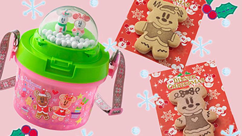 ココロもカラダも温まる♪東京ディズニーランドの特別なクリスマスメニュー!のイメージ