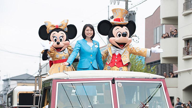 東京ディズニーリゾート・アンバサダー活動報告(11月)のイメージ