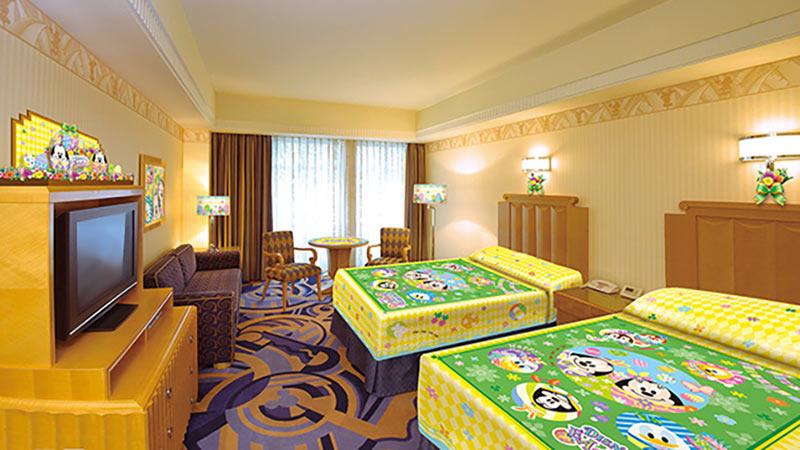 ディズニーアンバサダーホテルの客室でも「ディズニー・イースター」を満喫しよう!のイメージ