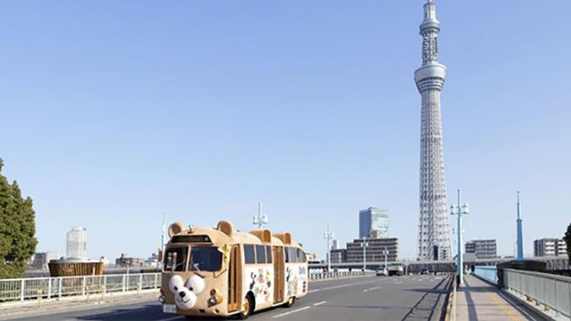 【広報リリース】「ダッフィーのふわふわジャーニー」 東日本各地の走行スケジュール決定のお知らせのイメージ
