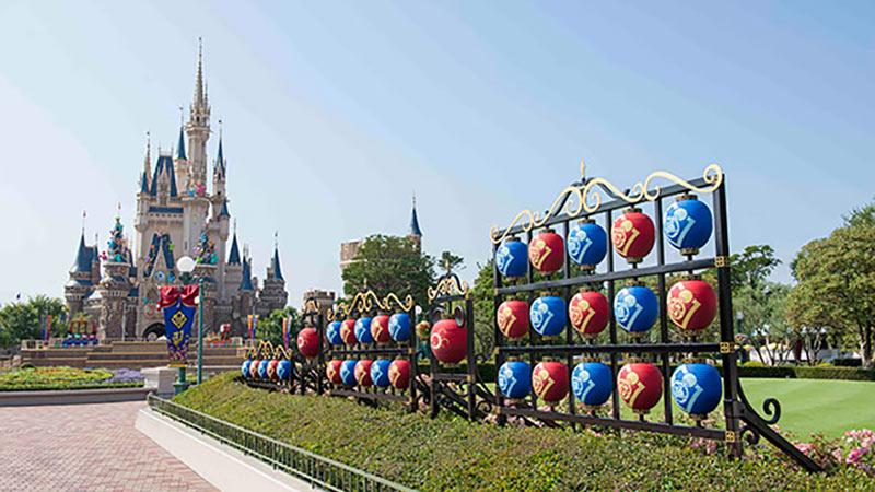 【広報リリース】夏の東京ディズニーリゾートのイメージ