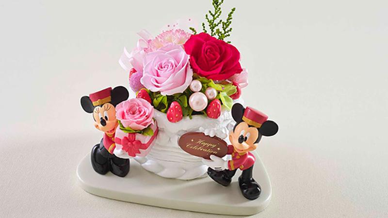 大切な人へ贈る特別なお祝いに。ディズニーホテルのスペシャルプランをご紹介♪のイメージ
