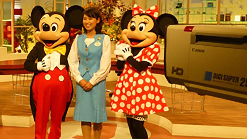 東京ディズニーリゾート・アンバサダー活動報告(4月)のイメージ
