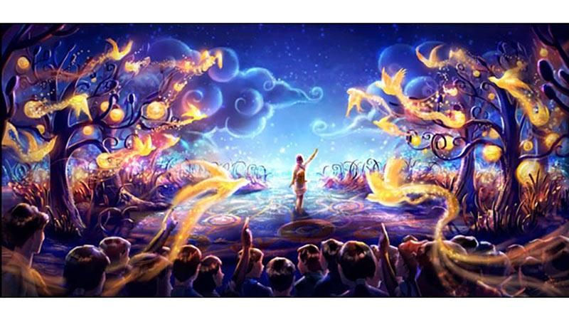【広報リリース】東京ディズニーシー「ハンガーステージ」リニューアルについてのイメージ