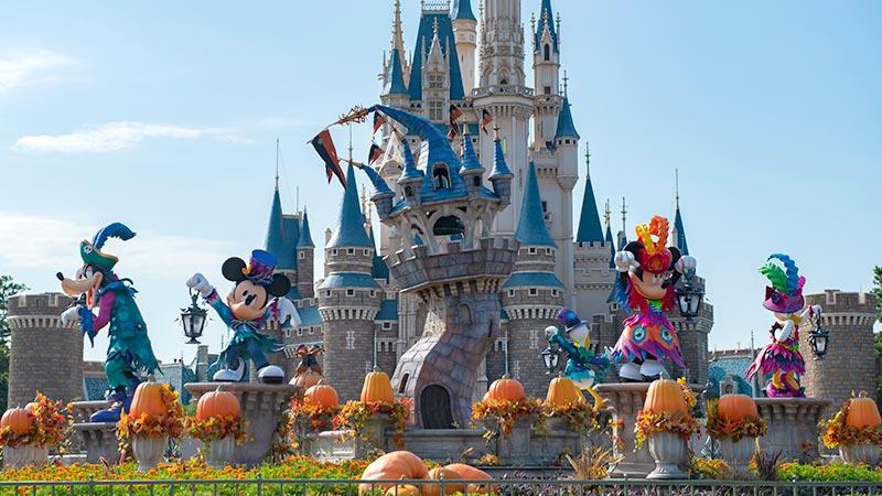 今年も「ディズニー・ハロウィーン」の季節がやってきた!のイメージ