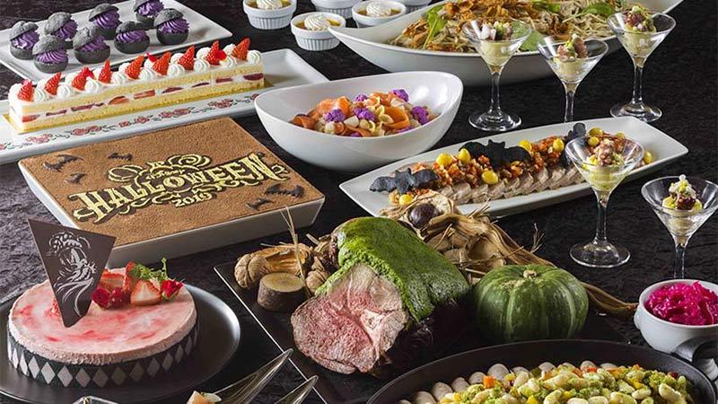 ディズニーホテルでも、ハロウィーンの祝祭を楽しもう!のイメージ