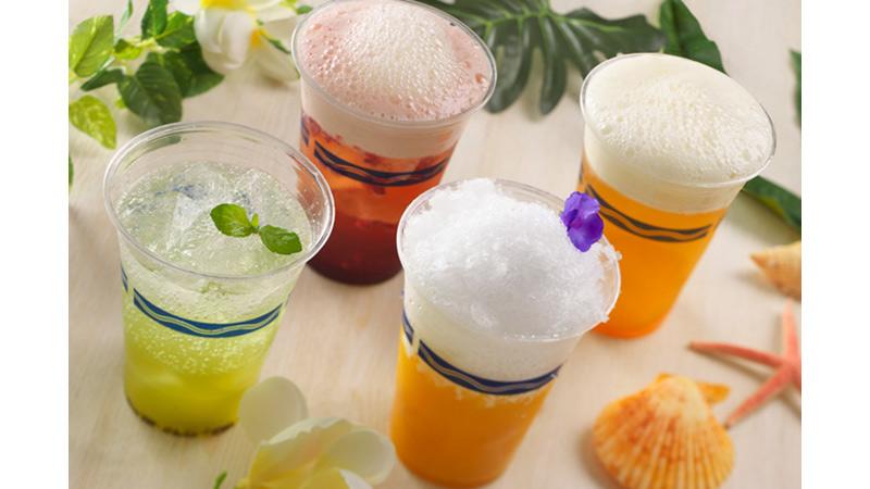 「ディズニー・サマーフェスティバル」フィナーレまであと10日!フルーツを使ったオシャレなカクテルで乾杯♪のイメージ