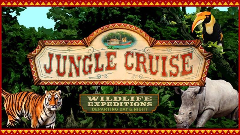 9月8日(月)、あの「ジャングルクルーズ」がリニューアルオープン!!「ジャングルクルーズ:ワイルドライフ・エクスペディション」のイメージ