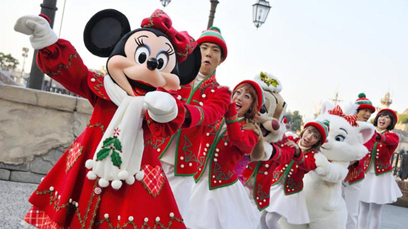 東京ディズニーシーで、クリスマスのステキな思い出を♪オススメプランのご紹介!のイメージ