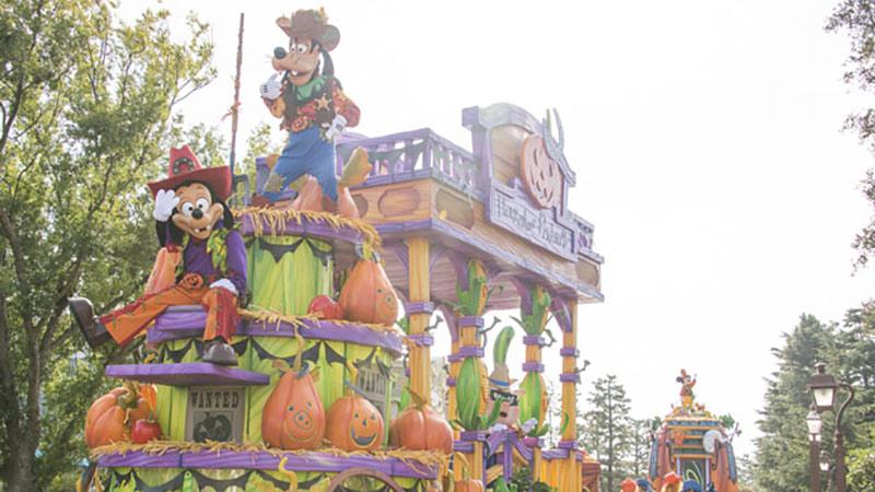 「ディズニー・ハロウィーン」今日からスタート!のイメージ