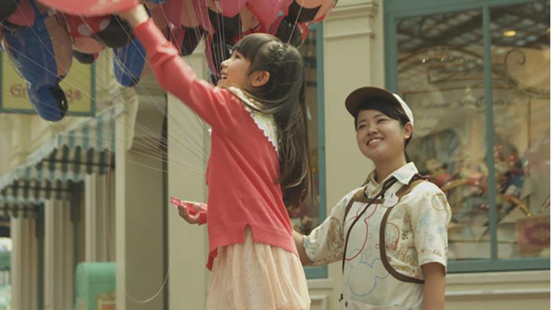 「東京ディズニーリゾート キャスティングセンター」のウェブサイトがリニューアル!キャストのムービーを公開中♪のイメージ