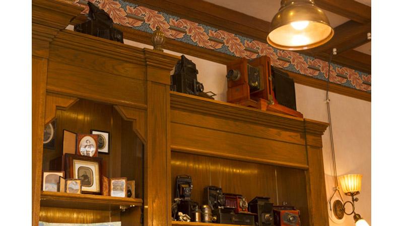 カメラがいっぱい!カメラを愛するオーナーが営むカメラと写真の専門店「フォトグラフィカ」♪のイメージ