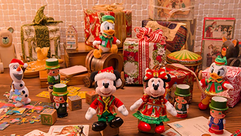 どのクリスマスがお気に入り?クリスマス限定のスペシャルグッズを、キーワードごとにご紹介♪のイメージ