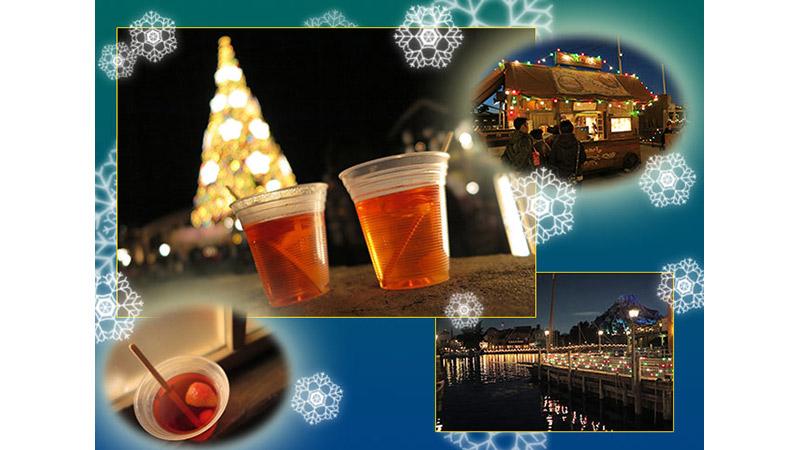 東京ディズニーシーで、胸もおなかもいっぱいに♪ クリスマスならではのスペシャルメニューをご紹介!のイメージ
