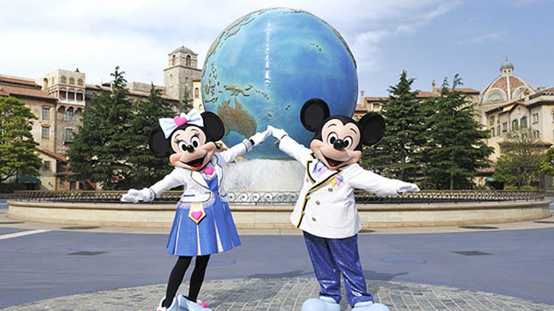 東京ディズニーシー体験取材をレポートします!【Part1】のイメージ