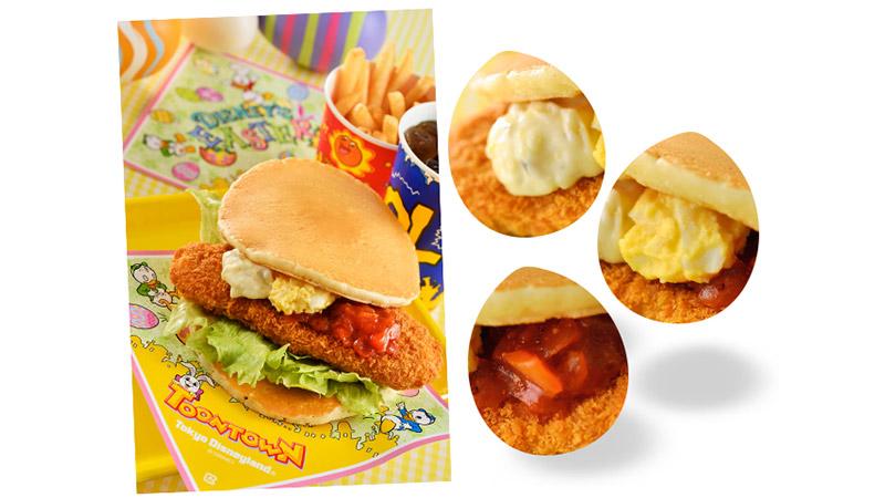 どっちが食べたい!?2つのパークで異なる魅力の「ディズニー・イースター」スペシャルメニュー♪のイメージ