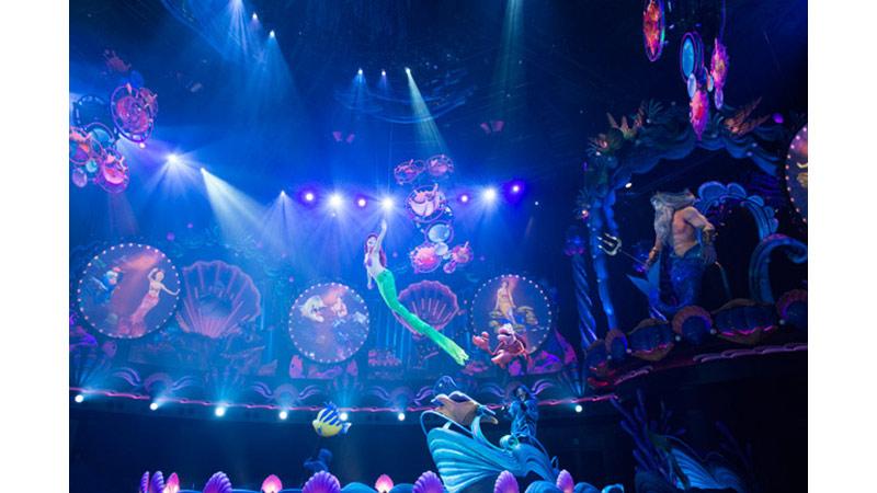 海の底のコンサートへようこそ!「キング・トリトンのコンサート」がオープンしました!のイメージ