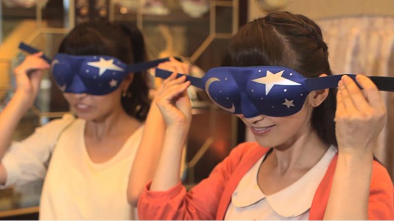 ディズニー映画『リトル・マーメイド』の世界で目隠しパーティ!?のイメージ