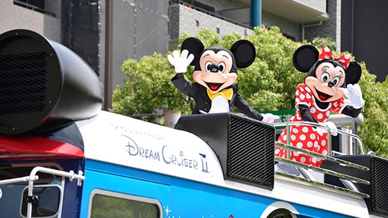 """ディズニーの仲間たちが神戸に!""""東京ディズニーリゾート・スペシャルパレード""""のイメージ"""