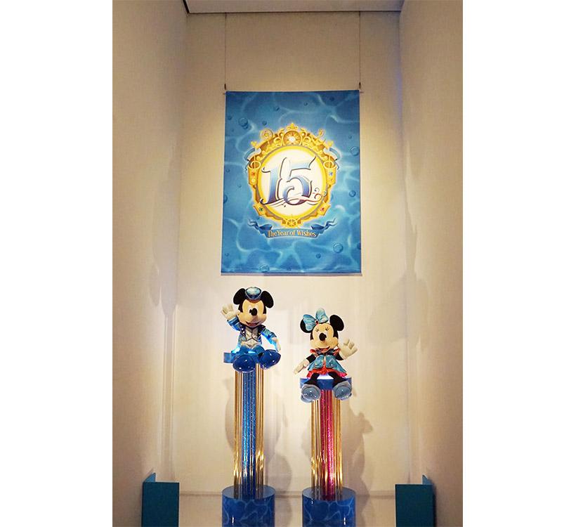 """金沢21世紀美術館,東京ディズニーシー,記念展示,東京ディズニーシー15周年""""ザ・イヤー・オブ・ウッシュ"""""""