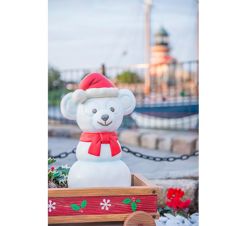 東京ディズニーシー,ディズニークリスマス,ダッフィー,シェリーメイ