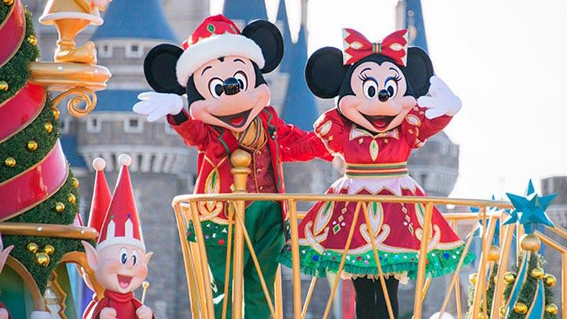 東京ディズニーリゾートのクリスマス 11月9日(月)~12月25日(金)のイメージ