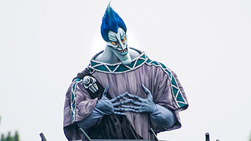 """冥界の王""""ハデス""""のイメージ"""