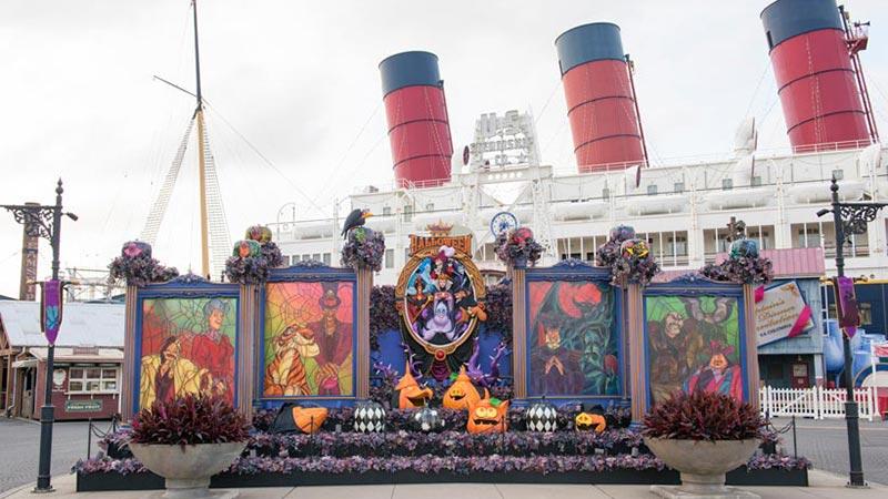 ディズニーヴィランズの手下たちが大活躍!「ヴィランズ・ハロウィーン・パーティー」のイメージ
