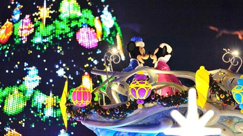 この冬、1度は見ておきたい!東京ディズニーシーのイルミネーションスポット♪のイメージ
