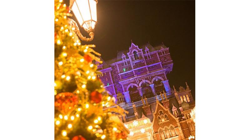 ディズニー・クリスマスを東京ディズニーリゾート公式インスタグラムでも♪のイメージ