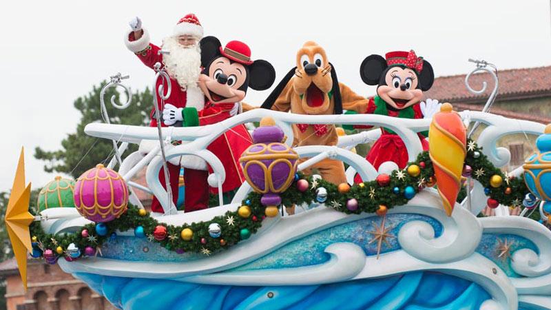 東京ディズニーシーで、あなたにとっての「パーフェクト・クリスマス」を探してみよう♪のイメージ