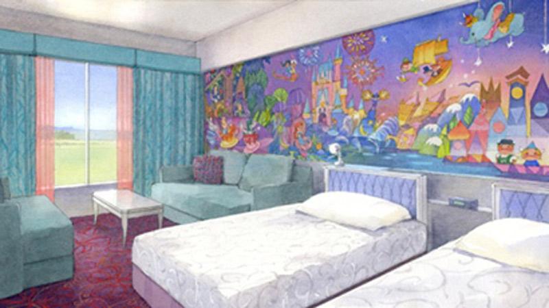 ディズニーホテル「東京ディズニーセレブレーションホテル」の開業日が2016年6月1日(水)に決定!のイメージ
