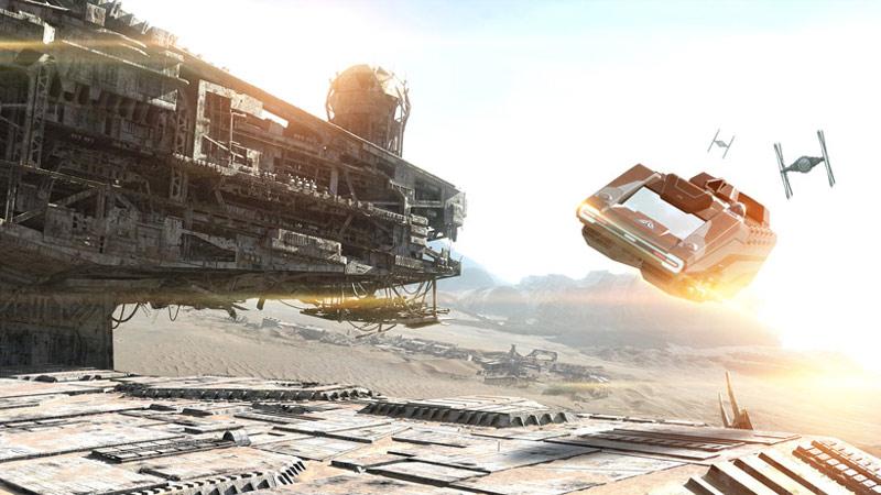 さぁ、新たな宇宙旅行に旅立とう!東京ディズニーランド 「スター・ツアーズ:ザ・アドベンチャーズ・コンティニュー」 スペシャルバージョン プレビューイベントを開催!のイメージ
